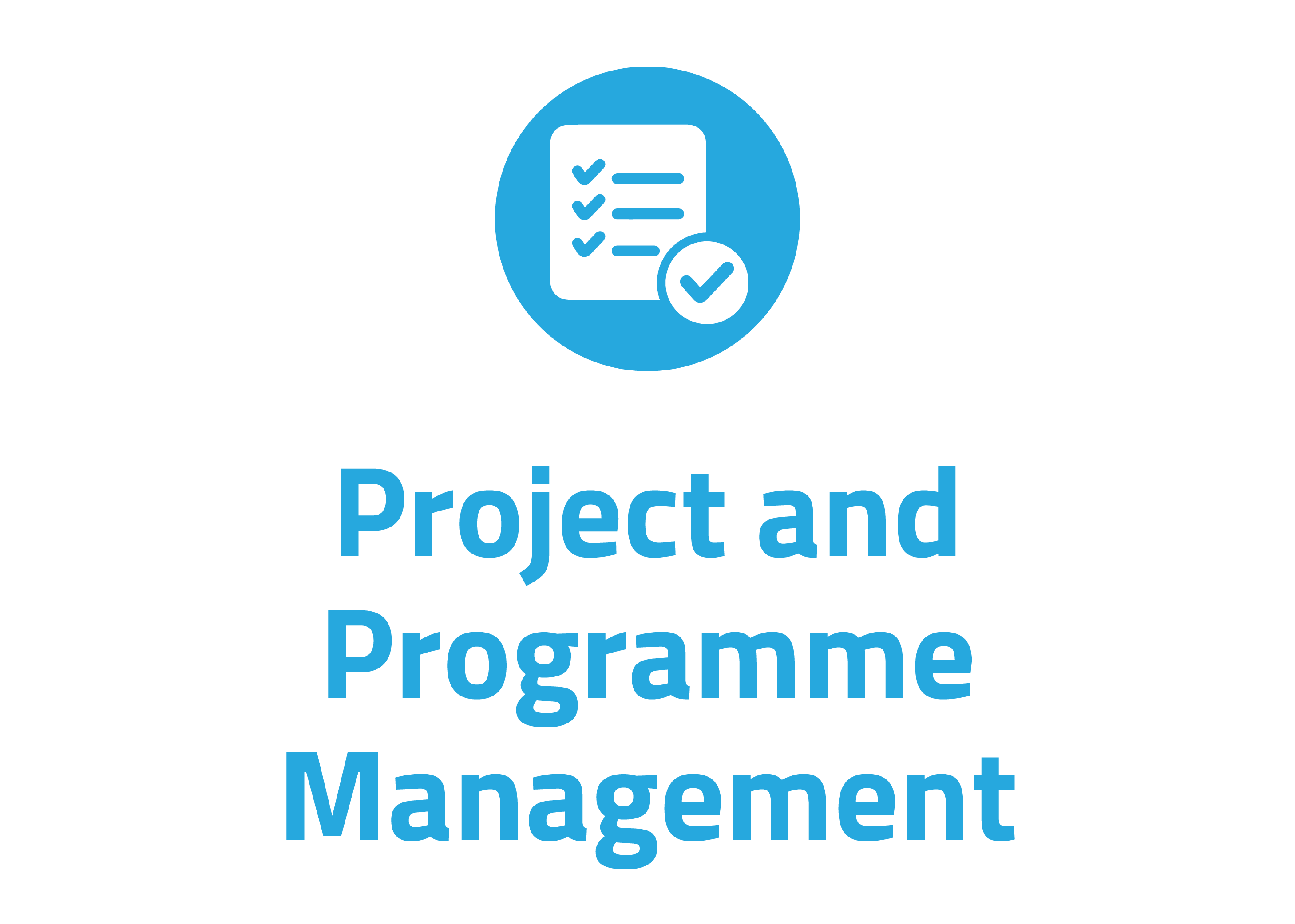 Project and programme management for the insurance industry